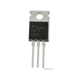 Transistor MOSFET N Channel, 43.5 A, 100 V, 0.03 ohm, 10 V, 4 V. Mod. FQP44N10