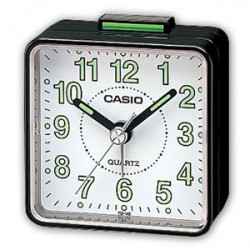 Despertador analógico B/N CASIO. Mod. TQ-140-1BEF