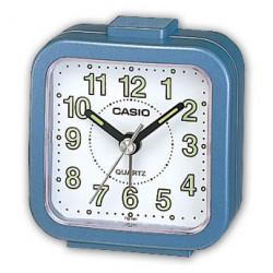 Despertador analógico AZUL CASIO. Mod. TQ-141-2EF