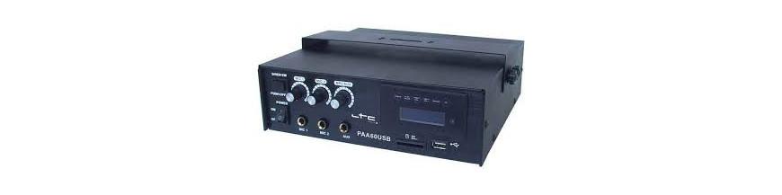 Amplificadores P.A.