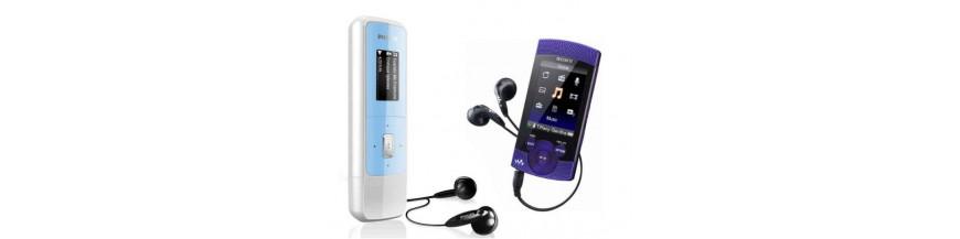 MP3 y MP4