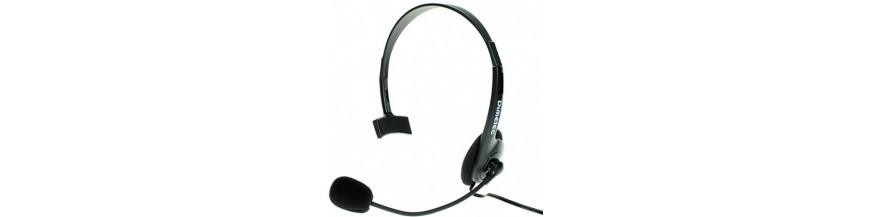 Auriculares y Micrófonos PC