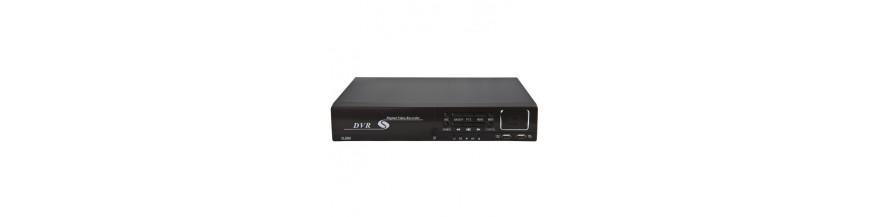 Grabadores DVR