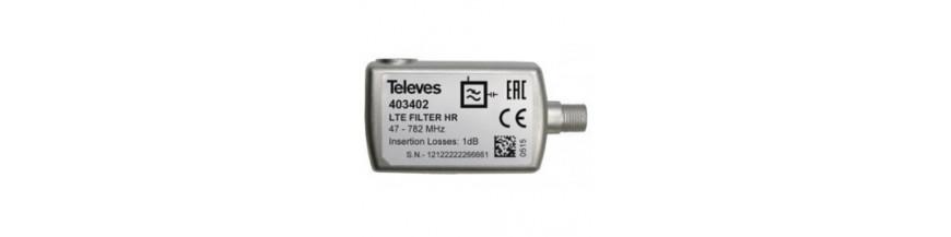 Filtros LTE