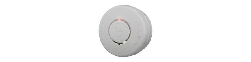 Detectores de Gas y humos