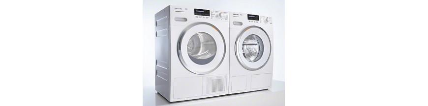 Lavadora y secadoras