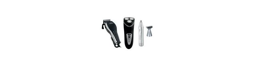 Afeitadoras, cortapelos y depiladoras