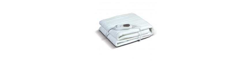 Almohadillas y calientacamas